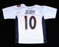 Jerry Jeudy Signed Jersey (Beckett Hologram) at PristineAuction.com