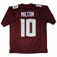 "McKenzie Milton Signed Jersey Inscribed ""Go Noles!"" (JSA COA) at PristineAuction.com"