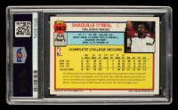 Shaquille O'Neal 1992-93 Topps #362 RC (PSA 9) at PristineAuction.com