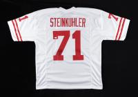 Dean Steinkuhler Signed Jersey (JSA COA) at PristineAuction.com