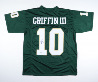 Robert Griffin III Signed Jersey (Beckett COA) at PristineAuction.com