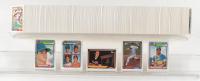 1992 Topps Complete Set of (792) Baseball Cards with #1 Nolan Ryan, #40 Cal Ripken, #156 Manny Ramirez RC, #276 Shawn Green RC, #58 Brad Ausmus / Jim Campanis Jr. / Dave Nilsson / Doug Robbins RC at PristineAuction.com