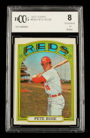 Pete Rose 1972 Topps #559 (BCCG 8) at PristineAuction.com