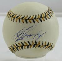 Ken Griffey Jr. Signed 1994 All-Star Game Logo Baseball (JSA Hologram) at PristineAuction.com