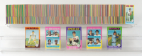 1975 Topps Complete Set of (660) Baseball Cards with #616 Rookie Outfielders, #500 Nolan Ryan, #223 Robin Yount RC, #228 George Brett RC, #620 Rookie Catchers at PristineAuction.com