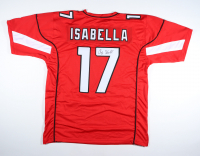 Andy Isabella Signed Jersey (JSA COA) at PristineAuction.com