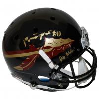 """McKenzie Milton Signed Florida State Seminoles Full-Size Helmet Inscribed """"Go Noles!"""" (JSA COA) at PristineAuction.com"""