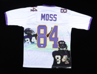 Randy Moss Signed Jersey (JSA COA) at PristineAuction.com