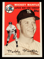 Mickey Mantle 2007 Topps Mickey Mantle Story #MMS34 at PristineAuction.com