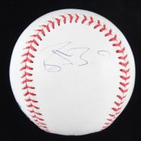 Barry Bonds Signed OML Baseball (PSA COA) at PristineAuction.com