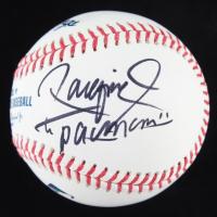 Manny Pacquiao Signed OML Baseball (Pacquiao COA) at PristineAuction.com