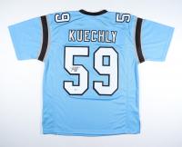 Luke Kuechly Signed Jersey (Beckett COA) at PristineAuction.com