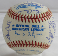 1967 Red Sox OAL Baseball Signed by (20) with D Williams, Carl Yastrzemski, Bob Doerr (JSA LOA) at PristineAuction.com