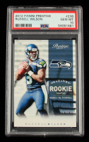 Russell Wilson 2012 Prestige #238 RC (PSA 10) at PristineAuction.com