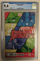 """2013 """"Young Avengers"""" Issue #1 Marvel Comic Book (CGC 9.4) at PristineAuction.com"""