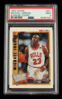 Michael Jordan 1992-93 Hoops Supreme Court #SC1 (PSA 9) at PristineAuction.com