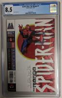 "1997 ""Spider-Man: The Manga"" Issue #1 Marvel Comic Book (CGC 8.5) at PristineAuction.com"
