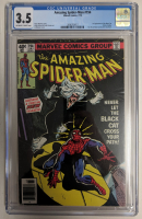 """1979 """"The Amazing Spider-Man"""" Issue #194 Marvel Comic Book (CGC 3.5) at PristineAuction.com"""