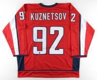 Evgeny Kuznetsov Signed Jersey (DA COA) at PristineAuction.com