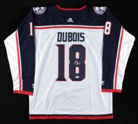 Pierre-Luc Dubois Signed Jersey (JSA COA) at PristineAuction.com