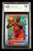 Michael Jordan 1994-95 Finest Refractors #331 (BCCG 10) at PristineAuction.com
