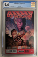 """2013 """"Guardians of the Galaxy"""" Issue #0.1 Marvel Comic Book (CGC 9.4) at PristineAuction.com"""