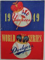1949 World Series Program at PristineAuction.com
