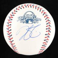 Dustin Pedroia Signed 2009 All-Star Game Baseball (JSA Hologram) at PristineAuction.com