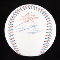 Cody Bellinger Signed 2017 All-Star Game Baseball (MLB Hologram & Fanatics Hologram) at PristineAuction.com