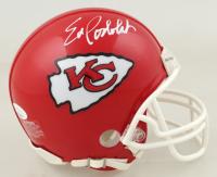 Ed Podolak Signed Chiefs Mini Helmet (JSA COA) at PristineAuction.com