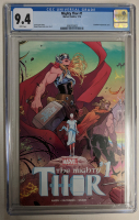 """2016 """"Mighty Thor"""" Vol. 2 Issue #1 Marvel Comic Book (CGC 9.4) at PristineAuction.com"""