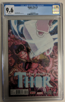 """2016 """"Mighty Thor"""" Vol. 2 Issue #2 Marvel Comic Book (CGC 9.6) at PristineAuction.com"""