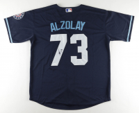 Adbert Alzolay Signed Jersey (JSA Hologram) at PristineAuction.com