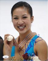 Michelle Kwan Signed  8x10 Photo (JSA COA) at PristineAuction.com