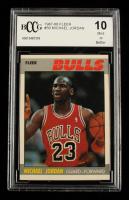 Michael Jordan 1987-88 Fleer #59 (BCCG 10) at PristineAuction.com