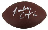 Randall Cunningham Signed NFL Football (JSA COA) at PristineAuction.com