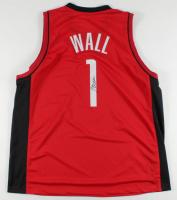 John Wall Signed Jersey (JSA COA) at PristineAuction.com