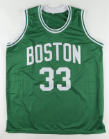 Larry Bird Signed Jersey (PSA COA) at PristineAuction.com