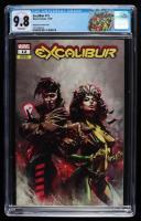 """2020 """"Excalibur"""" Issue #12 Mastrazzo Variant Cover Marvel Comic Book (CGC 9.8) at PristineAuction.com"""