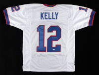 Jim Kelly Signed Jersey (Beckett COA) at PristineAuction.com