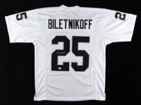 Fred Biletnikoff Signed Jersey (JSA COA) at PristineAuction.com