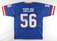 "Lawrence Taylor Signed Jersey Inscribed ""HOF 99"" (JSA COA) at PristineAuction.com"