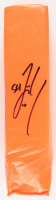 Zach Thomas Signed Full-Size Pylon (JSA COA) at PristineAuction.com