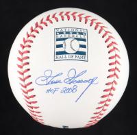 """Goose Gossage Signed OML Hall of Fame Logo Baseball Inscribed """"HOF 2008"""" (JSA COA) at PristineAuction.com"""