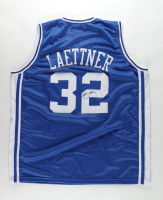 Christian Laettner Signed Jersey (JSA COA) at PristineAuction.com