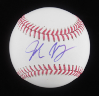 Jake Meyers Signed OML Baseball (JSA COA) at PristineAuction.com