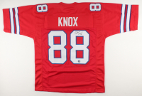 Dawson Knox Signed Jersey (Pro Player Hologram) at PristineAuction.com