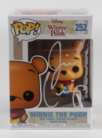 "Jim Cummings Signed Pop! ""Winnie the Pooh"" #252 Winnie the Pooh Funko Pop! Vinyl Figure (JSA COA) at PristineAuction.com"