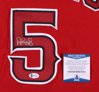 Albert Pujols Signed Angels Jersey (Beckett COA) at PristineAuction.com