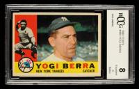 Yogi Berra 1960 Topps #480 (BCCG 8) at PristineAuction.com